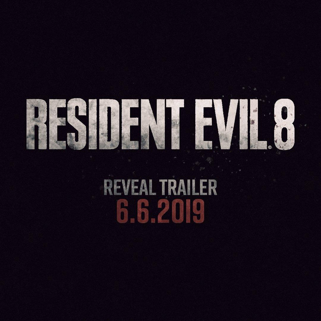 Resident Evil 8 Reveal Trailer