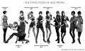 Evolution of Ada Wong