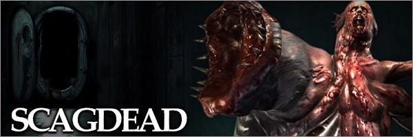 Resident Evil Revelations Scagdead