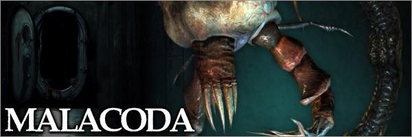 Resident Evil Revelations Malacoda
