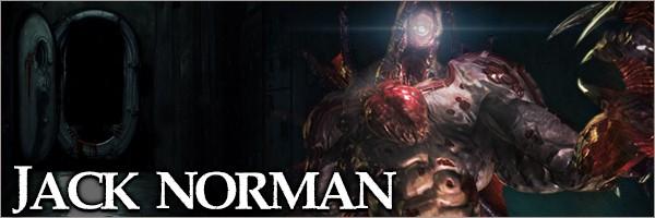 Resident Evil Revelations Jack Norman