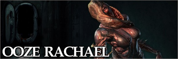 Resident Evil Revelations Ooze-Rachael